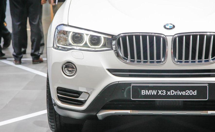 2015 BMW X3 xDrive20d - Slide 9