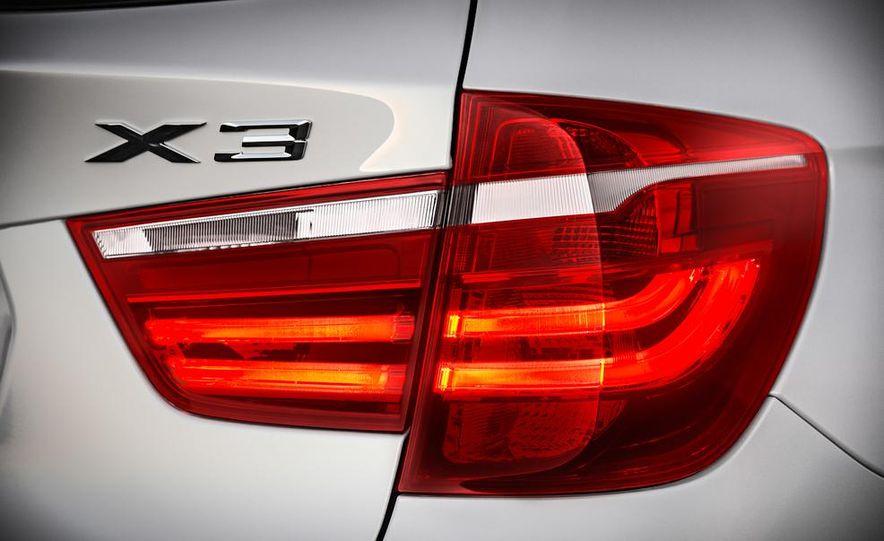 2015 BMW X3 xDrive20d - Slide 23