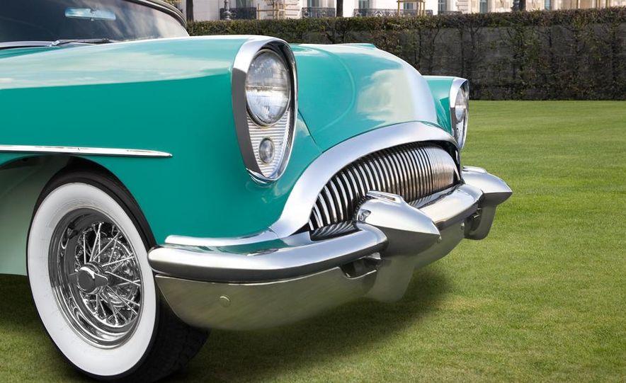 1954 Buick Skylark - Slide 1
