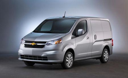 Chevrolet Drops the City Express, Its Short-Lived Van Experiment
