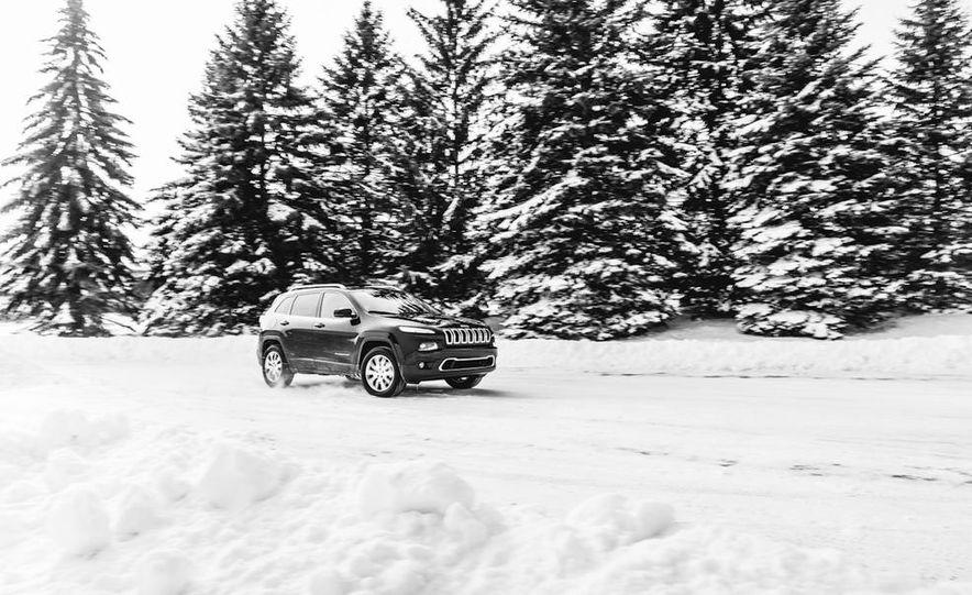 2014 Jeep Cherokee Limited 4x4 - Slide 2