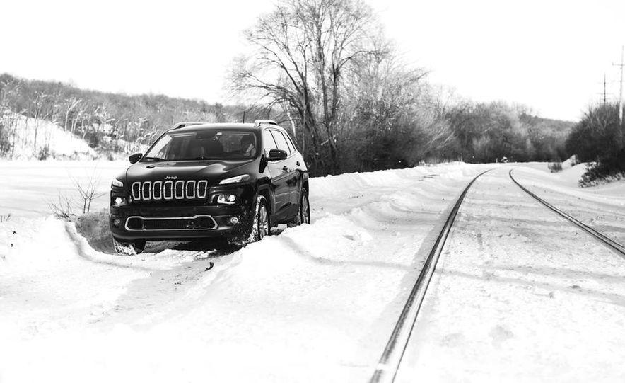 2014 Jeep Cherokee Limited 4x4 - Slide 10