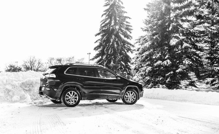 2014 Jeep Cherokee Limited 4x4 - Slide 17