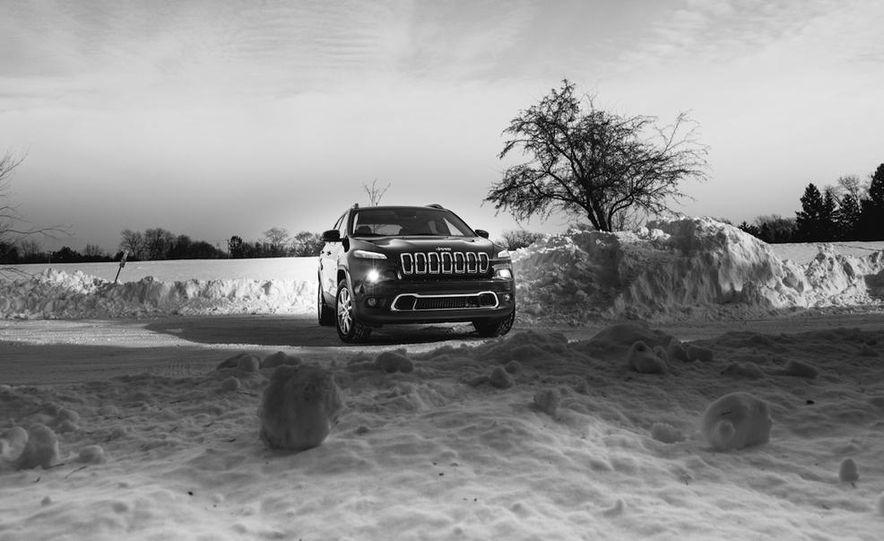 2014 Jeep Cherokee Limited 4x4 - Slide 20