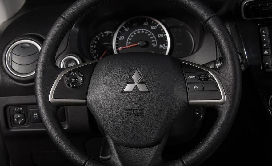 2014 Mitsubishi Mirage ES - Slide 36