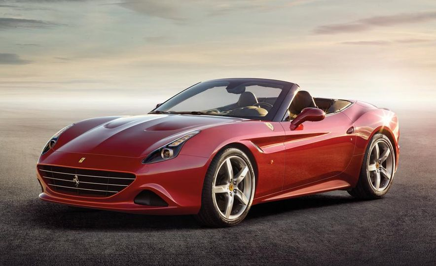 2015 Ferrari California T - Slide 1