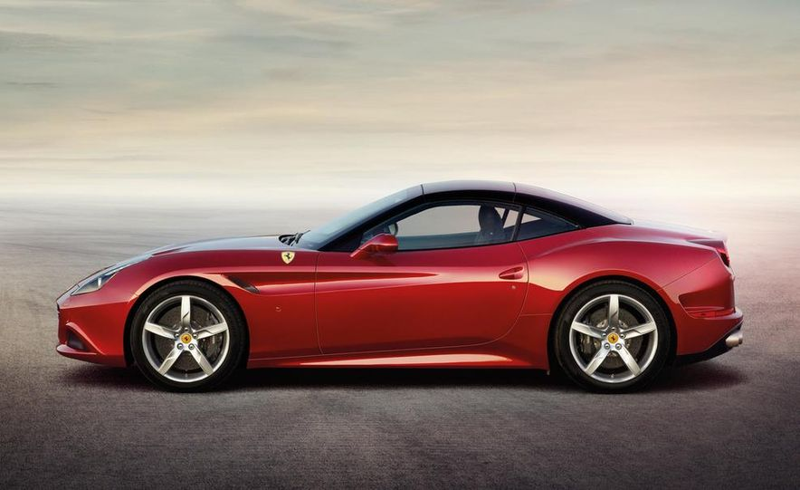 2015 Ferrari California T - Slide 5