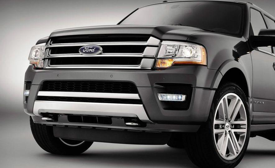 2015 Ford Expedition Platinum EcoBoost - Slide 3