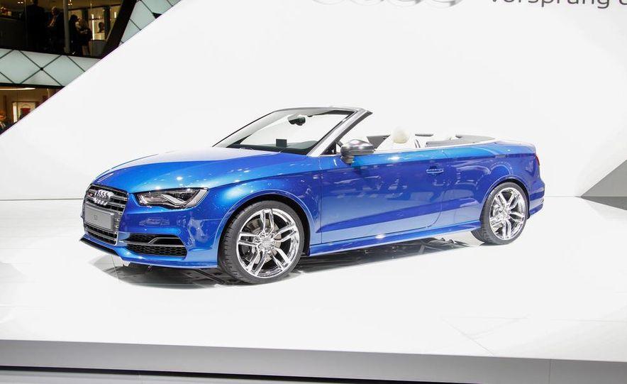 2016 Audi S3 Cabriolet - Slide 1