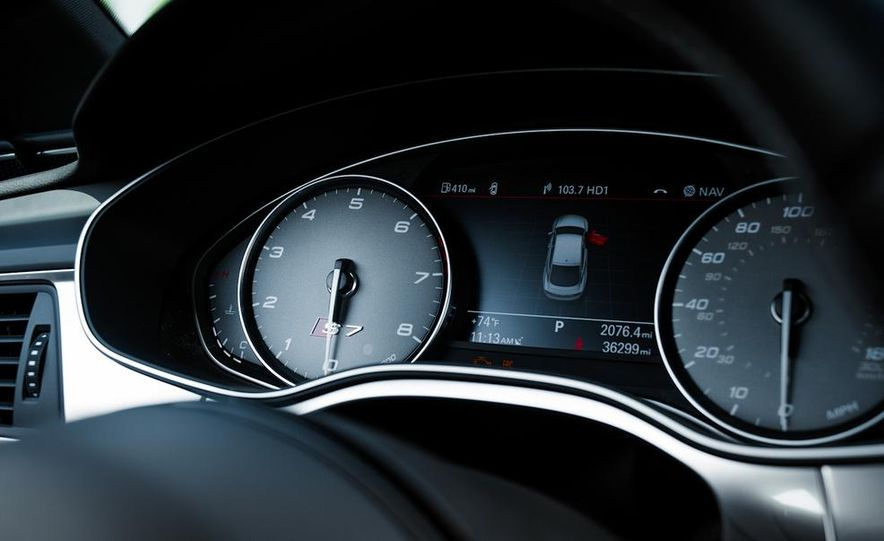 2013 Audi S7 Quattro - Slide 31