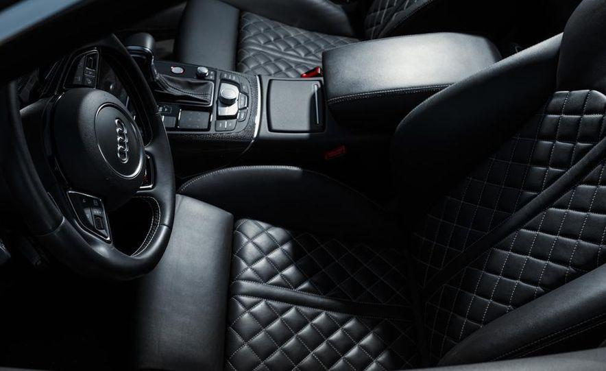 2013 Audi S7 Quattro - Slide 35