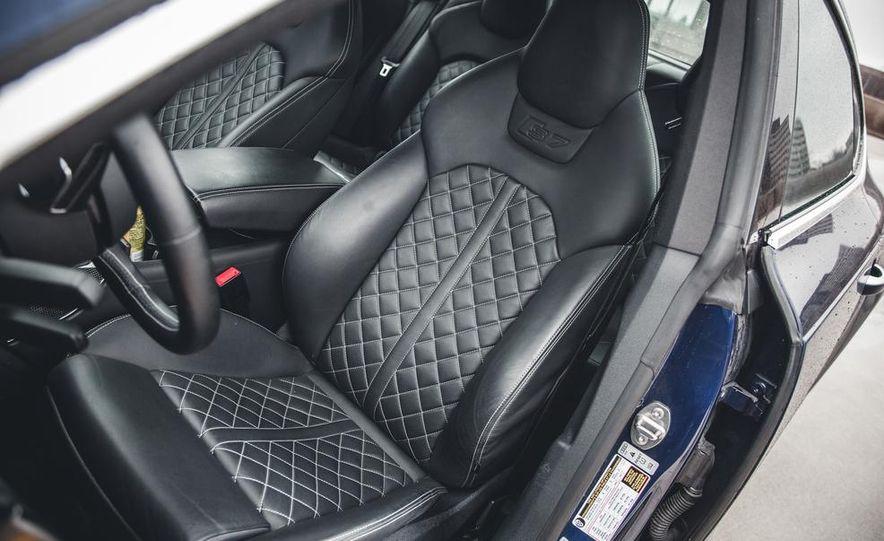 2013 Audi S7 Quattro - Slide 49