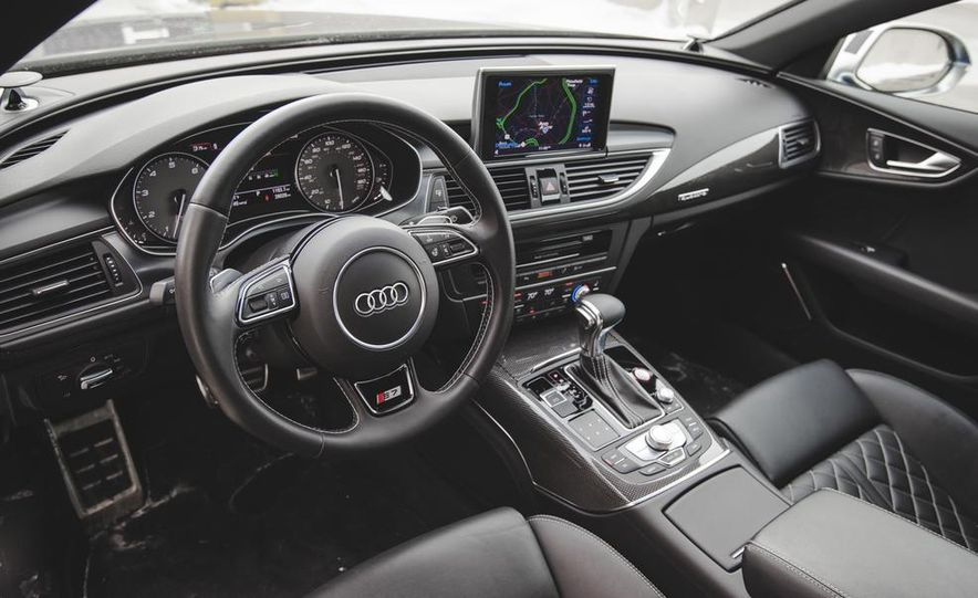 2013 Audi S7 Quattro - Slide 76
