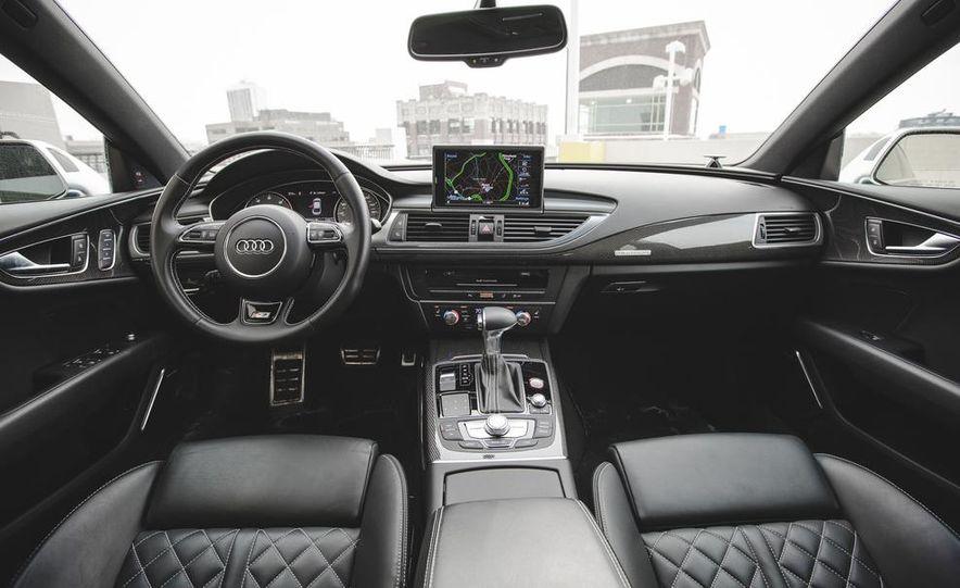 2013 Audi S7 Quattro - Slide 77