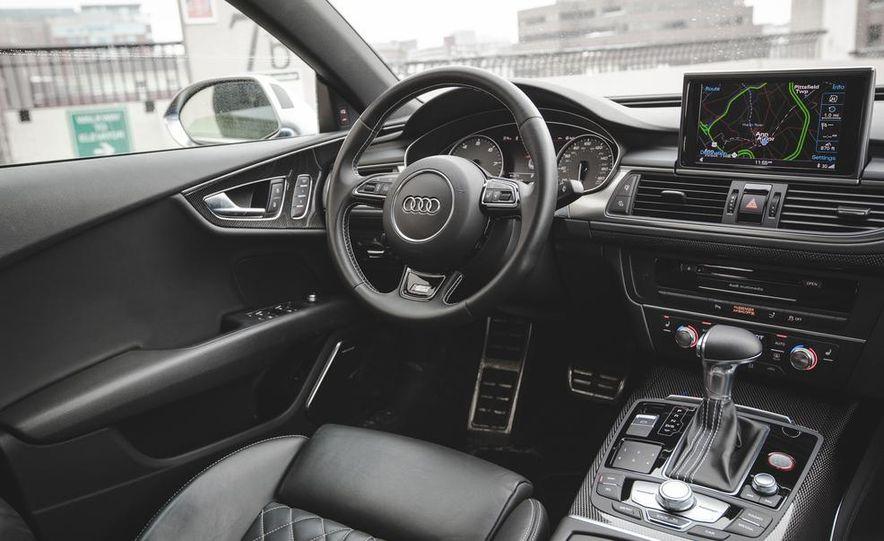 2013 Audi S7 Quattro - Slide 81