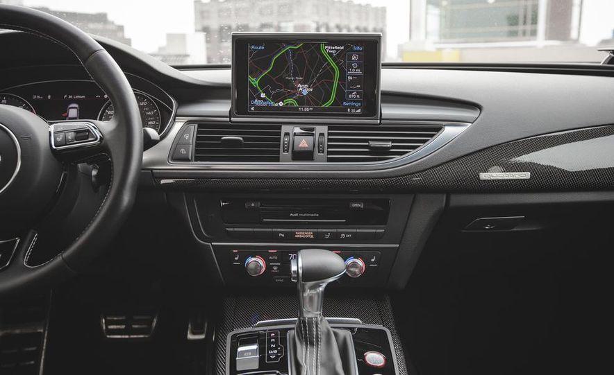 2013 Audi S7 Quattro - Slide 82