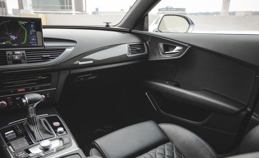 2013 Audi S7 Quattro - Slide 83