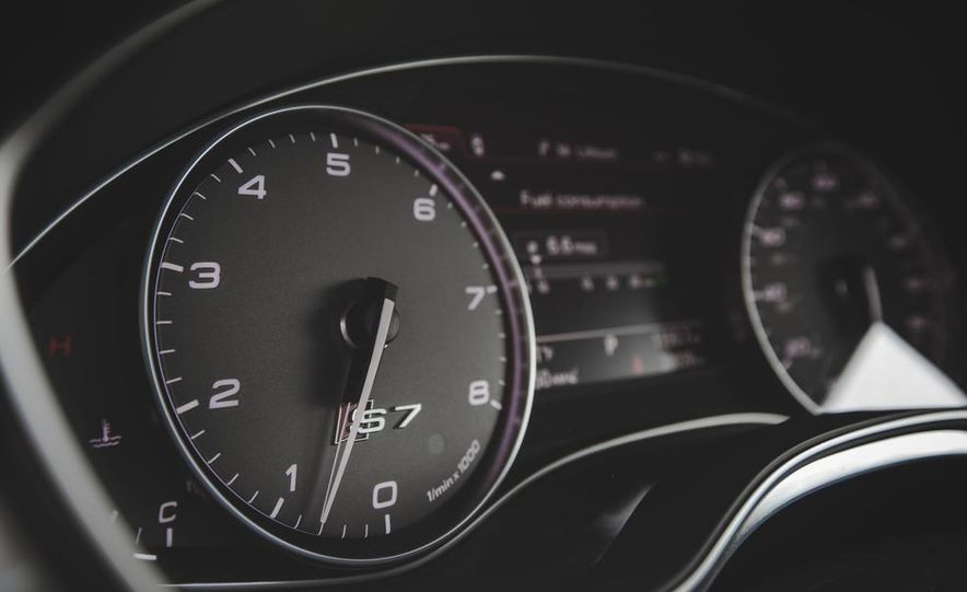 2013 Audi S7 Quattro - Slide 87