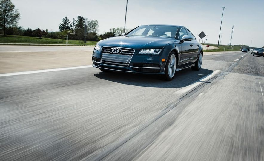 2013 Audi S7 Quattro - Slide 2