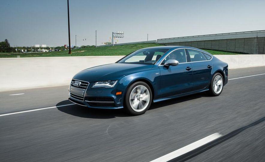 2013 Audi S7 Quattro - Slide 3