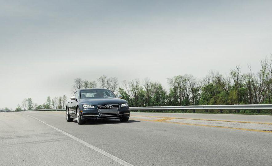2013 Audi S7 Quattro - Slide 6