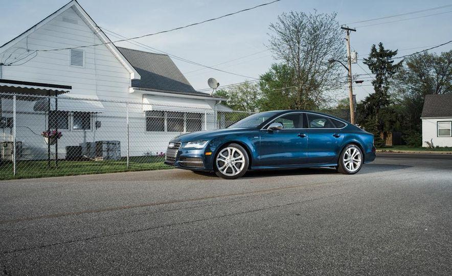 2013 Audi S7 Quattro - Slide 10