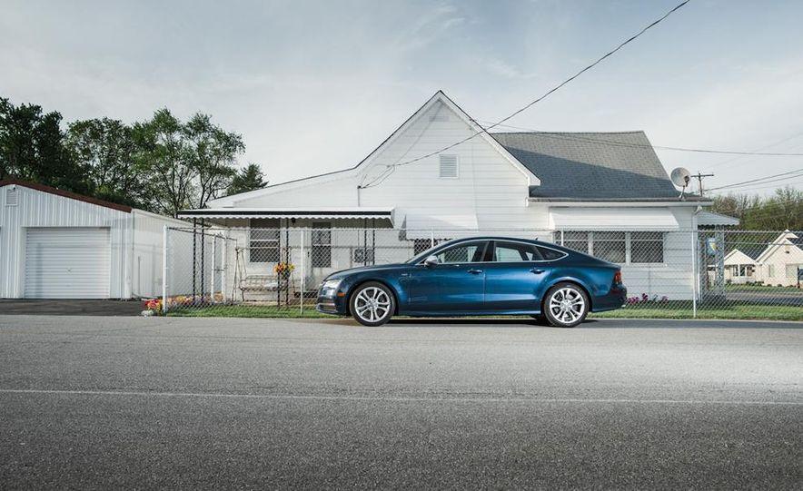 2013 Audi S7 Quattro - Slide 11