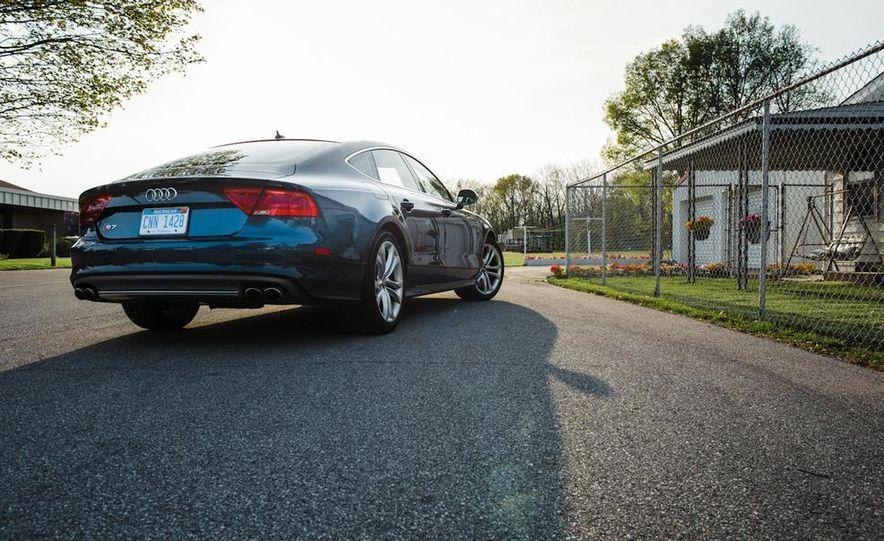 2013 Audi S7 Quattro - Slide 13