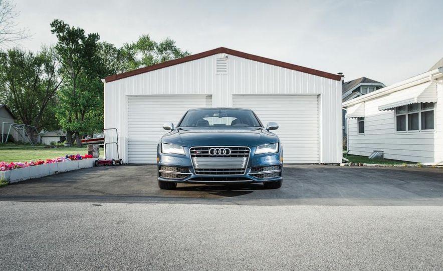 2013 Audi S7 Quattro - Slide 14