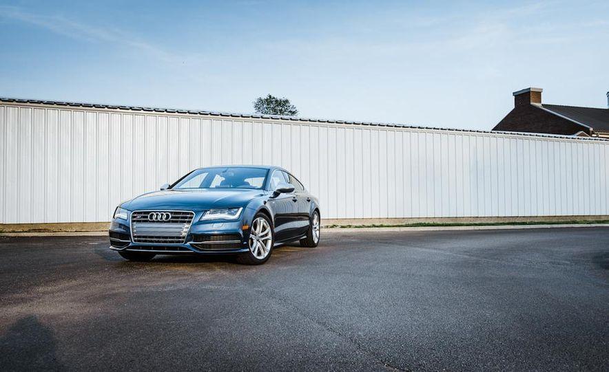 2013 Audi S7 Quattro - Slide 16