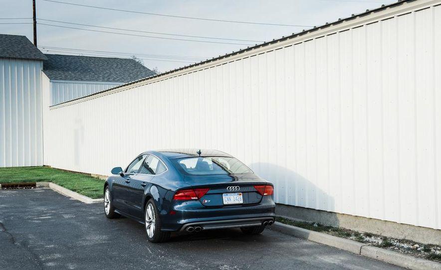2013 Audi S7 Quattro - Slide 18