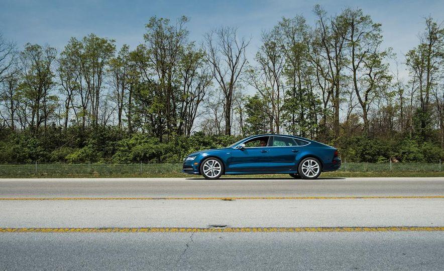 2013 Audi S7 Quattro - Slide 19