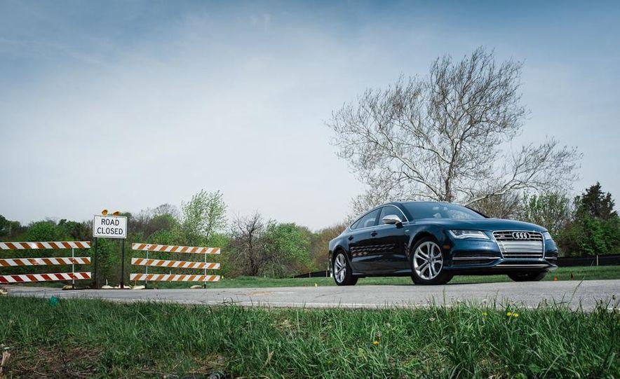 2013 Audi S7 Quattro - Slide 24