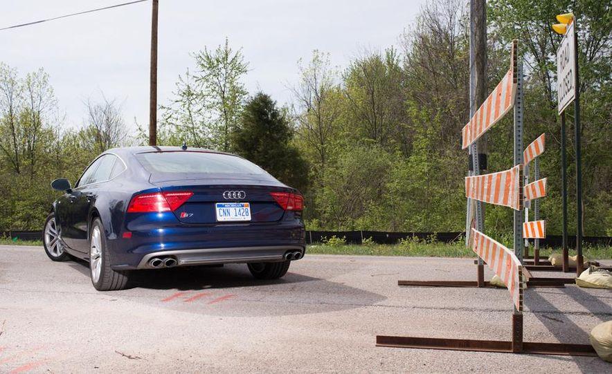 2013 Audi S7 Quattro - Slide 26