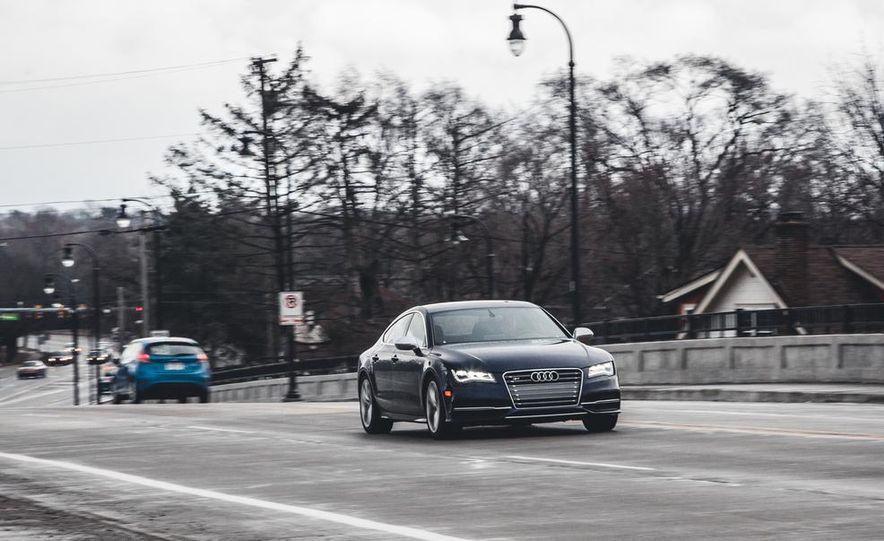 2013 Audi S7 Quattro - Slide 41