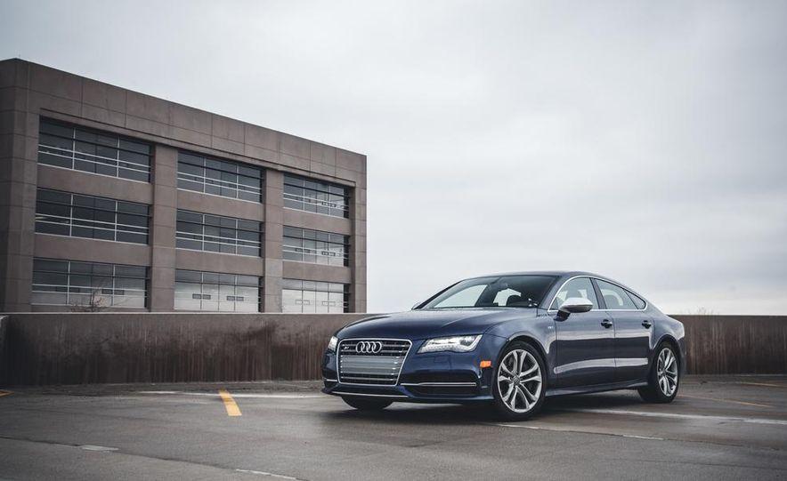 2013 Audi S7 Quattro - Slide 44