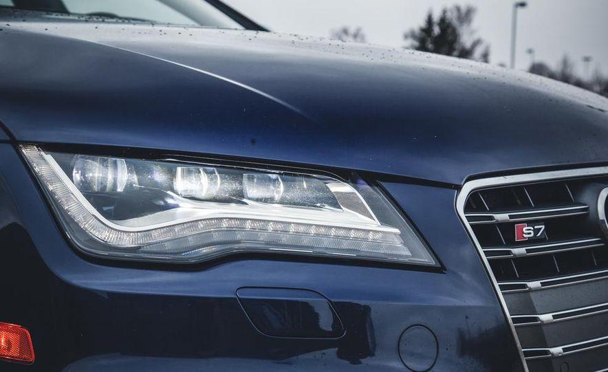 2013 Audi S7 Quattro - Slide 46