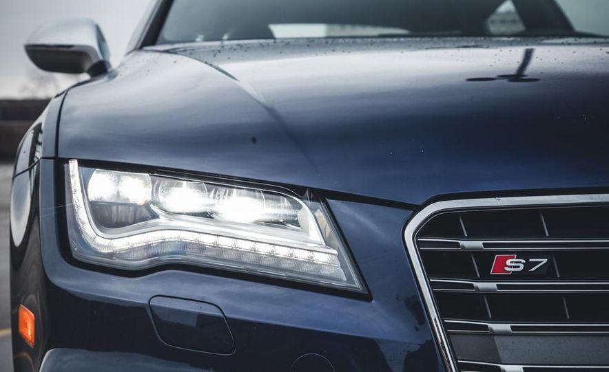 2013 Audi S7 Quattro - Slide 47