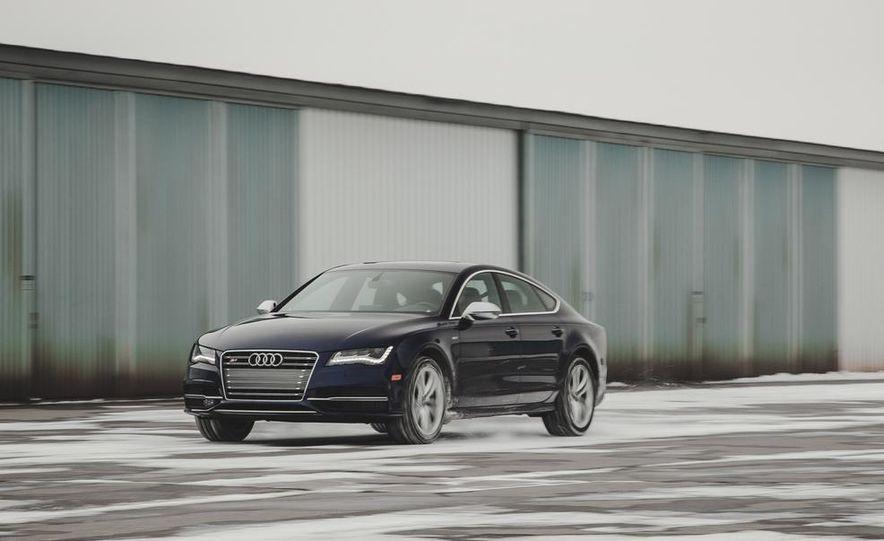 2013 Audi S7 Quattro - Slide 50