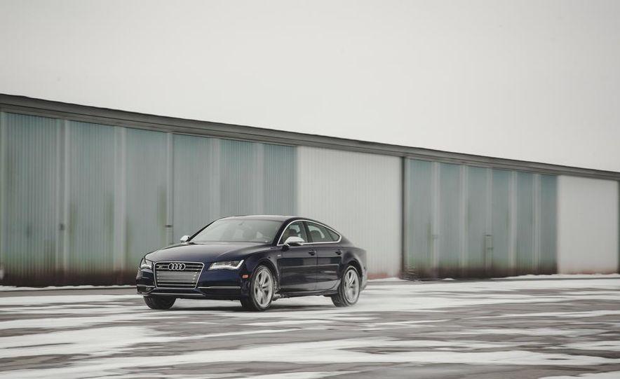 2013 Audi S7 Quattro - Slide 51