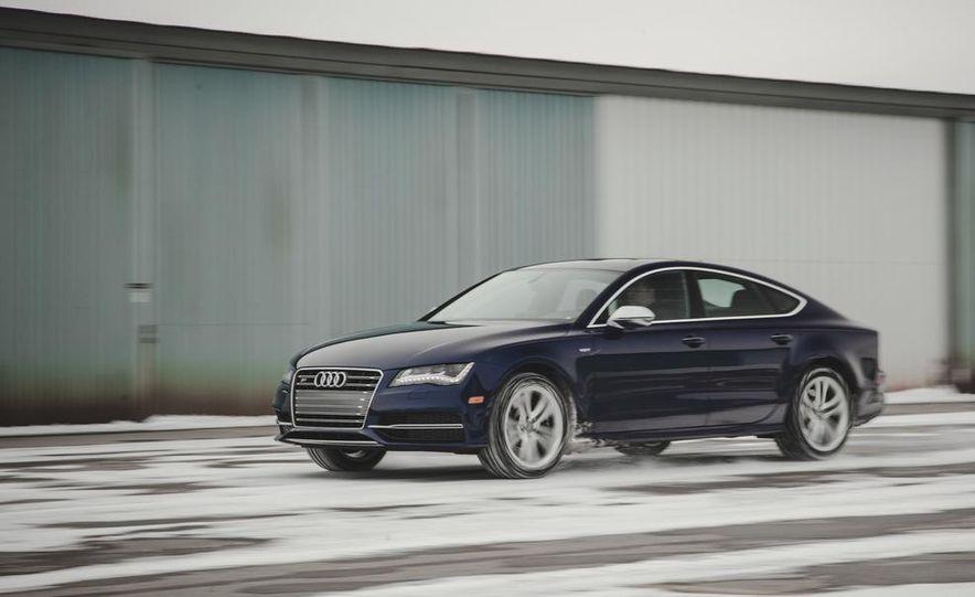 2013 Audi S7 Quattro - Slide 52