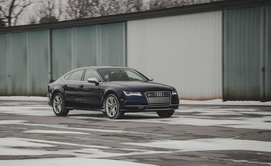 2013 Audi S7 Quattro - Slide 53