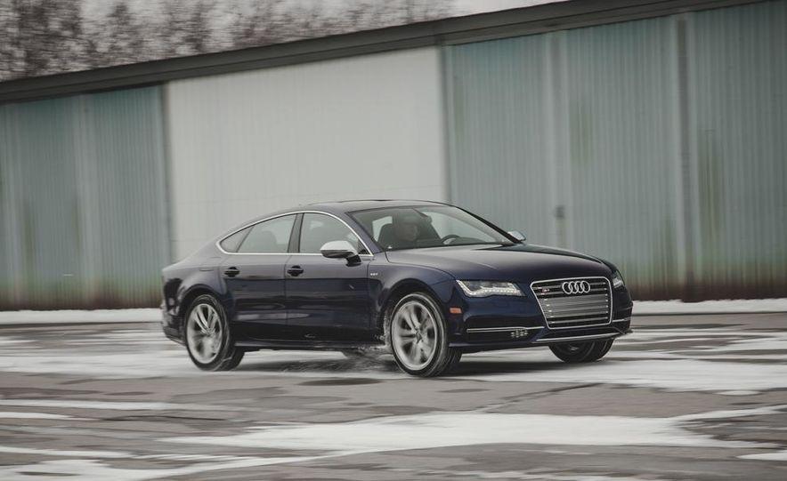 2013 Audi S7 Quattro - Slide 54