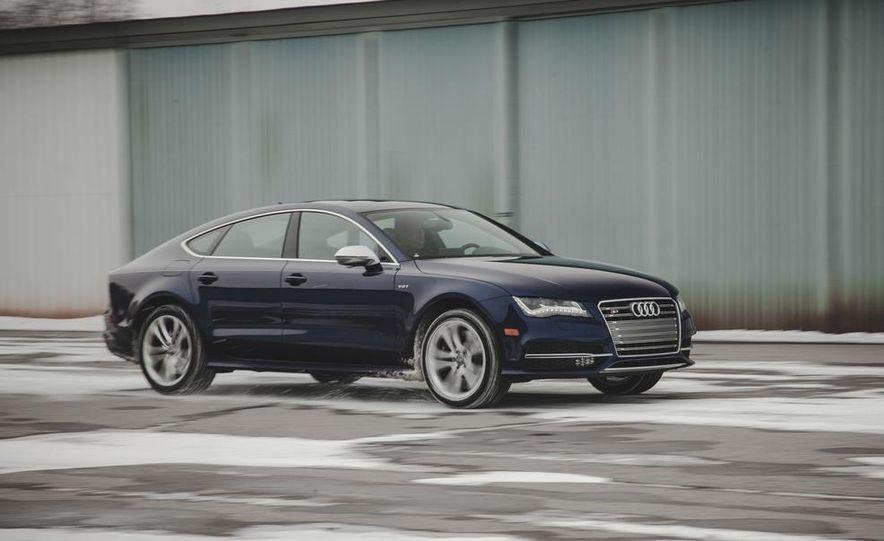 2013 Audi S7 Quattro - Slide 55
