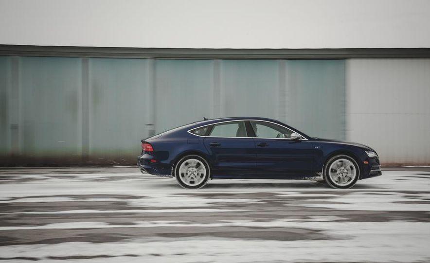 2013 Audi S7 Quattro - Slide 56