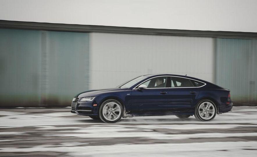 2013 Audi S7 Quattro - Slide 57