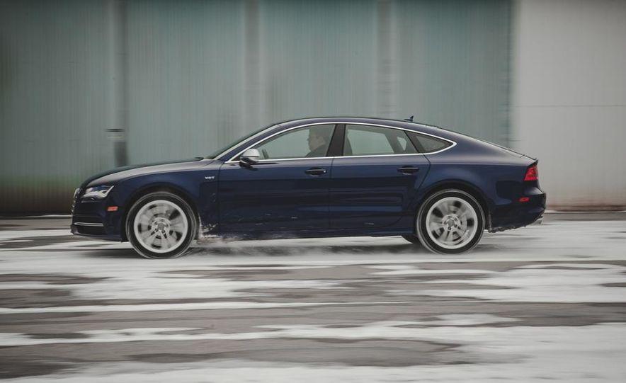 2013 Audi S7 Quattro - Slide 58