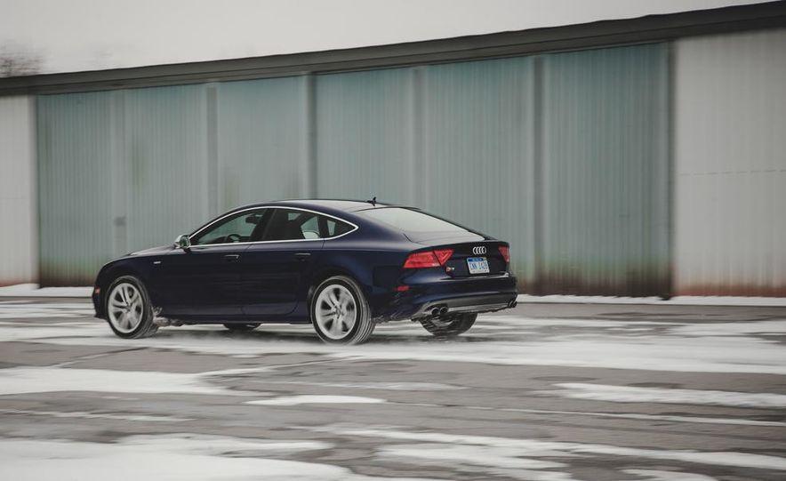 2013 Audi S7 Quattro - Slide 60