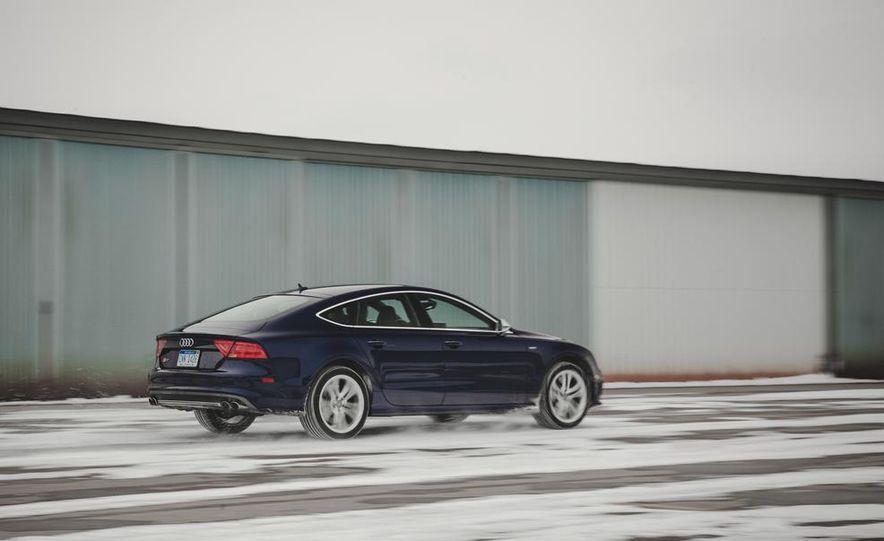 2013 Audi S7 Quattro - Slide 62