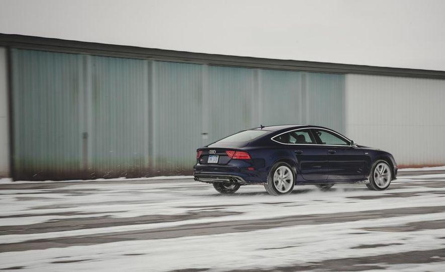 2013 Audi S7 Quattro - Slide 63